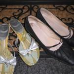 【靴断捨離】靴箱に眠っていた靴を処分!同時に玄関掃除もヤッツケ