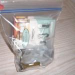 【ジップロック収納が趣味になるかも?】工具雑貨を見やすく収納!