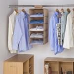 コレ、服の収納に便利そう!ハンギングタイプの「吊る収納」ラック