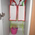 収納を間仕切りするコツを考える~キッチン収納扉の場合