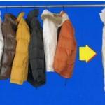 【「吊る収納」派に朗報】ハンガーにかけた服を圧縮できる袋登場!